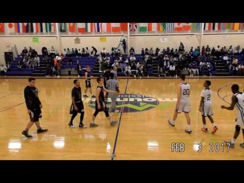 Sportsmen ForChrist 2017  - Game 3 - Mountain Mission vs. Galilean Christian Academy