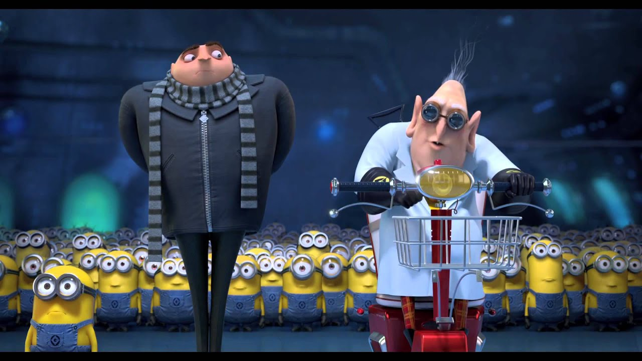 Despicable me 2 tv spot kca youtube Film hd me