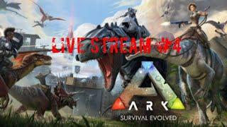 Live Stream Ark #4 {Ger/Deu}