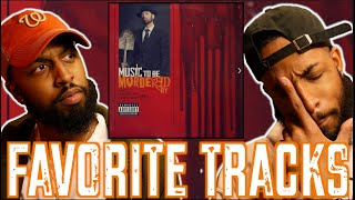 """FAVORITE TRACKS FROM EMINEM'S """"MUSIC TO BE MURDERED BY""""   #MALLORYBROS 4K"""
