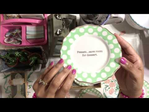 Home Décor  Haul from Michael's Craft Store & Target