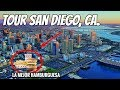 lugares en San Diego.....