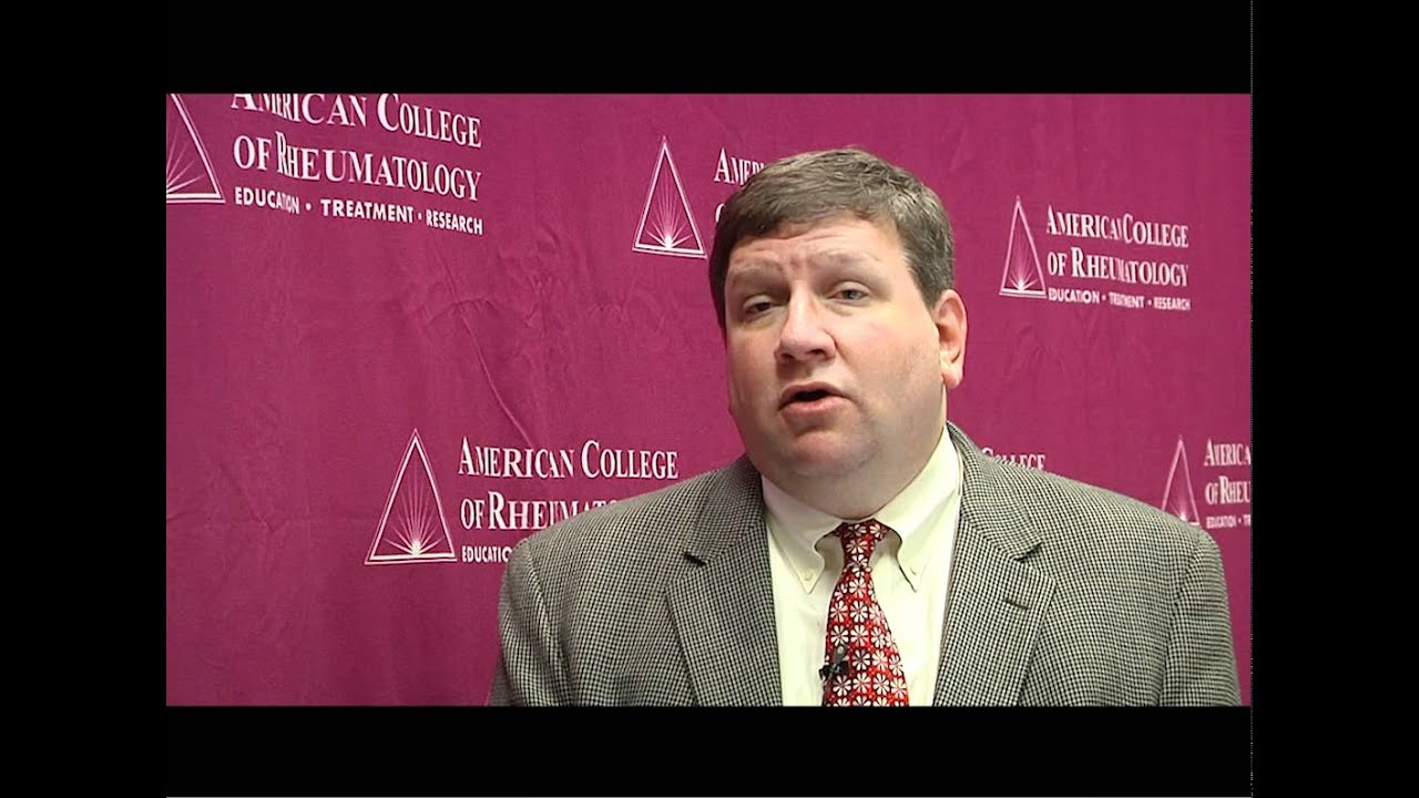 American College of Rheumatology, Eric Ruderman, MD