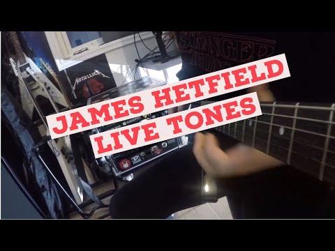 Axe Fx 2 James Hetfield Live Tones (free Preset Download)