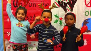 """Rudolph the Red Nosed Reindeer"" Fan Video"