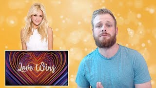 Carrie Underwood - Love Wins | Reaction