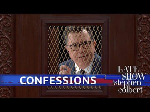 Stephen Colbert's Midnight Confessions, Vol XLII