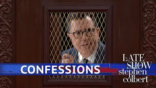 Stephen Colbert's Midnight Confessions, Vol XLII