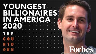 America's 5 Youngest Billionaires Of 2020 | The Countdown| Forbes