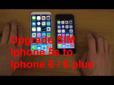 How To Transfer Sim Data From Iphone 5s To Iphone Or Plus