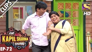 Finally Bumper Gets His Man  - The Kapil Sharma Show – 7th Jan 2017