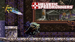 Castlevania: Symphony of the Night Alucard Any% NSC Speedrun in 27:20 at #HSM2