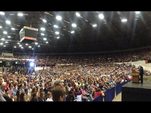 Rally in Madison, Wisconsin | Bernie Sanders