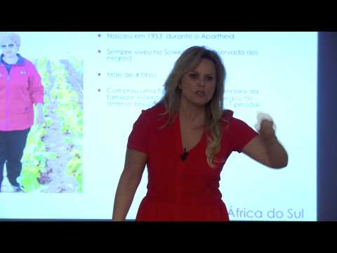 Mulheres que Brilham: Maria Candida at TEDxJardinsWomen