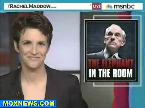 Ron Paul Gets 12 Of 13 Delegates In Minnesota - Rachel Maddow Show