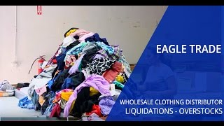 Wholesale Clothing Distributor, Merchandise Liquidation, Clothing Overstock, Clothing Closeout