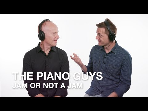 Jam Or Not A Jam With The Piano Guys