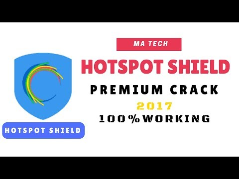 TÉLÉCHARGER HOTSPOT SHIELD VPN ELITE 7.20.8