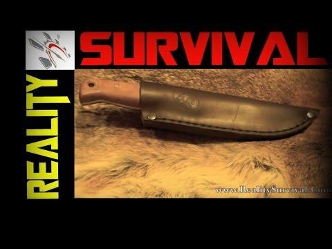 Condor Bushlore Knife Review