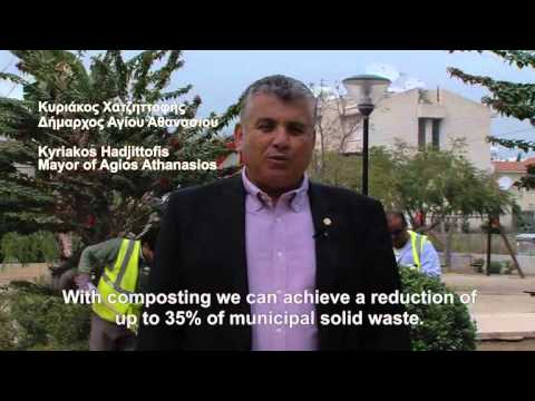 MEDEEA - European Energy Award to 8 municipalities in Cyprus