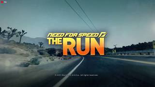 Need For Speed The Run (part 1)