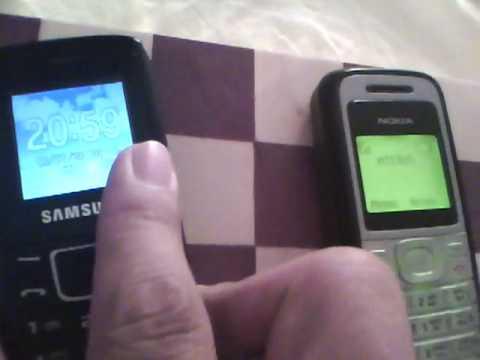 видео обзор samsung 1100
