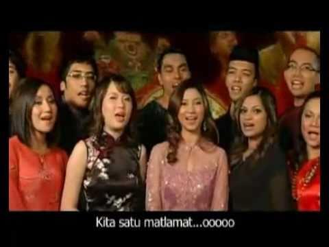 Lagu Tema 1 Malaysia
