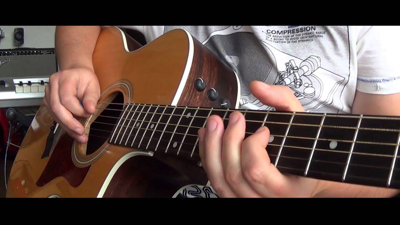 John Lennon - Working Class Hero (guitar cover) HD