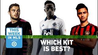 Ranking the Best Kits in MLS