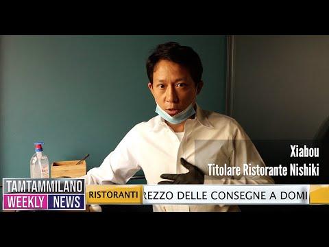 Commissioni fino al 35% delle App di Delivery. Da Milano l'appello del ristorante Nishiki.