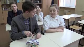 "Осенний бал 2016. Визитная карточка 11 ""А"" класса"