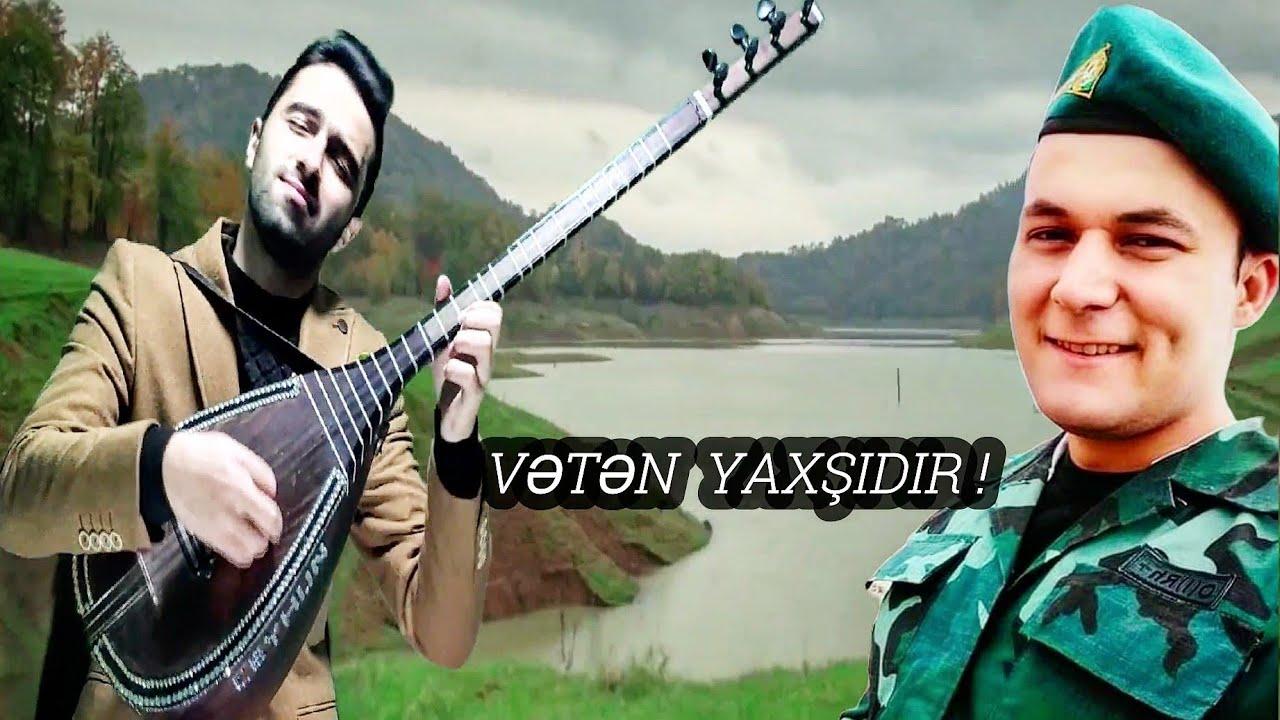 Xudayar Yusifzade - Veten Yaxsidir Ceyhun SazMen və Xudayar Yusifzadə Vətən Yaxşıdır Dastana Döndü