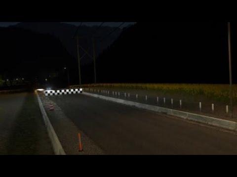 DRIVECLUB race canada nissan skyline gtr r34 vs aston martin v12 zagato