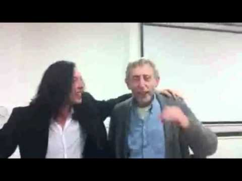 "Michael Rosen in ""Surreal Humor"""