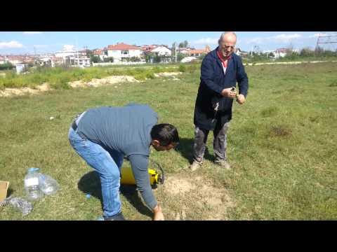 akfil el tipi toprak ve kaya sondaj