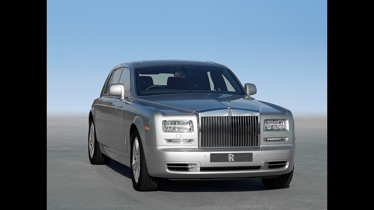 2012 RollsRoyce Phantom Series II  YouTube