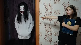 JEFF THE KILLER in real life!