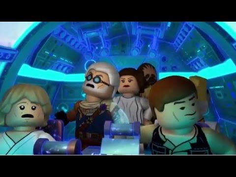 Lego Star Wars  - The New Yoda Chronicles - Raid on Coruscant #1