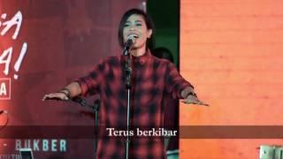 Kikan : Berkibarlah Indonesia live at Citos 2017