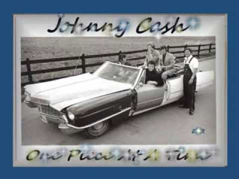 Johnny Cash - One Piece At A Time