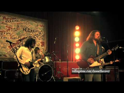 How Late, How Long,' The Sheepdogs Performance