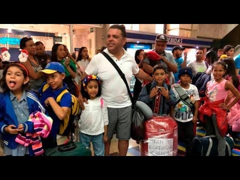 Andrés Hurtado fue detenido en aeropuerto de Venezuela