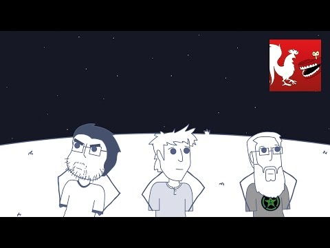 Lost Gavin's Way with Words - Rooster Teeth Animated Adventures 4K