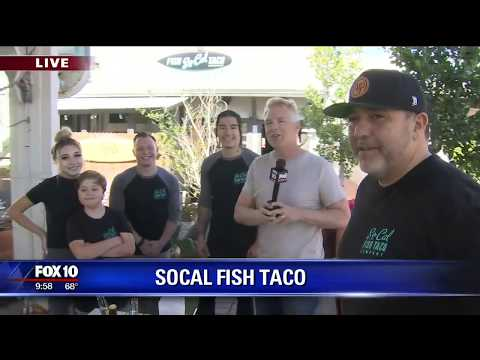 Cory's Corner: Socal Fish Taco In Gilbert