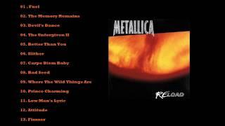 Metallica - Reload [Full Album] (HQ)