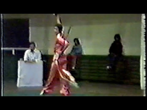【武術】1984 男子刀術 (5/5) / 【Wushu】1984 Men Daoshu (Broadswordplay) (5/5)