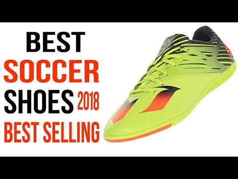 b9ea412b5dd9 Top 5 Best Indoor Soccer Shoes 2018 - YouTube