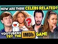 YouTube Stars Play The IMDB Game