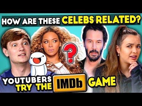 Stars Play The IMDB Game