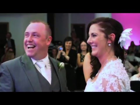 The Connor Mc Keon Band   Wedding Video